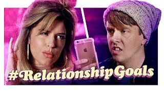 Download The Couple That Tries Too Hard on Social Media | Hot Date Video