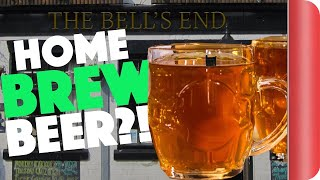 Download Ben Tries To Make Homemade Beer... An Experiment!!! Video