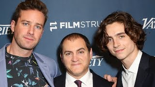 Download Armie Hammer and Timothée Chalamet on playing their gay relationship in 'Call Me By Your Name' Video