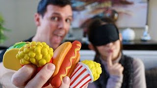 Download GUESS THE SQUISHY FOOD CHALLENGE!! Video