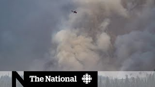 Download Communities on edge from B.C. wildfires Video