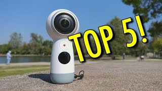 Download Samsung's New Gear 360 camera: Top 5 pros and cons for shooting 360! | Pocketnow Video