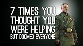 Download 7 Times You Thought You Were Helping But Actually Doomed Everyone Video