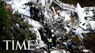 Download Plane Carrying Soccer Team From Brazil Crashes in Colombia, Killing 75 People | TIME Video