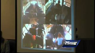 Download Video of school bus crash that killed child Video