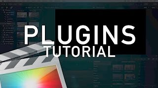 Download How To Install Final Cut Pro X Plugins Video