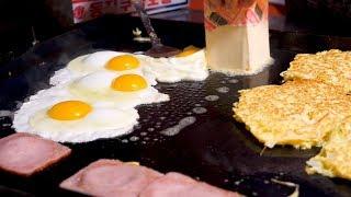 Download Egg fried Toast - Korean Street Food Video
