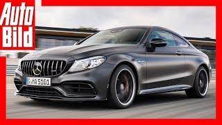 Download Mercedes-AMG C 63 S Coupé (2018) Fahrbericht/Test/Review Video