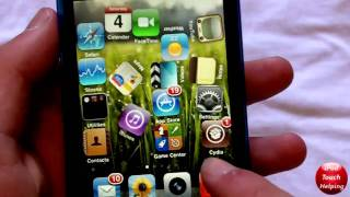 Download Graviboard - Apply Gravity On Your iPhone iPod Touch & iPad Springboard Video