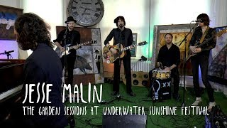 Download Garden Sessions: Jesse Malin April 5th, 2019 Underwater Sunshine Festival Video