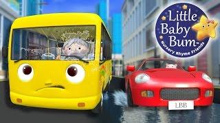 Download Wheels On The Bus | Part 12 | Nursery Rhymes | By LittleBabyBum! Video