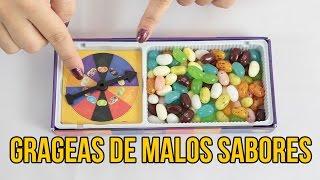 Download LAS GRAGEAS DE LOS MALOS SABORES - Juegos para niños Video
