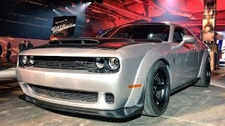 Download 2018 Dodge Demon - First Look Video