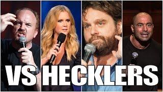 Download Famous Comedians VS. Hecklers (Part 1/5) Video