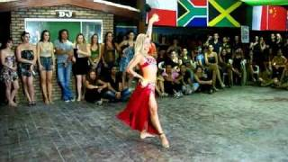 Download Catarina Dantas - Dança do Ventre - I Berg's Zouk Lambada Summer Festival International 2012 Video