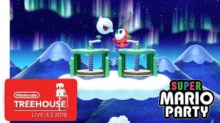 Download Super Mario Party Gameplay Pt. 2 - Nintendo Treehouse: Live | E3 2018 Video