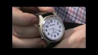 Download Reizen Talking Atomic Watch - MaxiAids Video