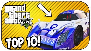 GTA 5 Online - Top 5 Cars To OWN, CUSTOMIZE, & Have In