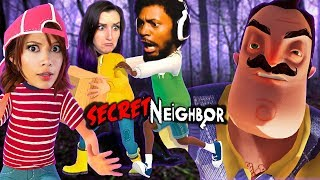 Download TO ALL THE KIDS I'VE GRABBED BEFORE - Secret Neighbor w/ CoryxKenshin, Kubzscouts & Laurenzside Video
