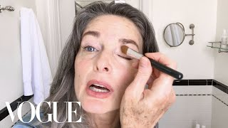 Download Watch This 1980s Supermodel's Spectacular Age-Defying Beauty Routine | Beauty Secrets | Vogue Video