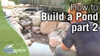 Download How to Build a Pond Part 2 Video