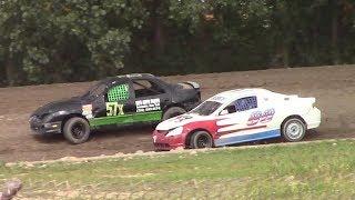 Download Mini Stock Heat Two   Genesee Speedway   9-17-17 Video
