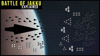 Download How the New Republic won the Battle of Jakku | Star Wars Battle Breakdowns Video