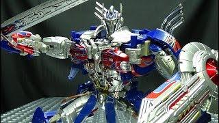 Download Alien Attack EL CID (AOE/TLK Optimus Prime): EmGo's Transformers Reviews N' Stuff Video
