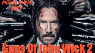 Download The Guns Of John Wick 2 2017: Firearms & Training Video
