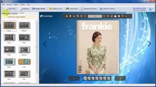 Download Flip HTML5 - Free Page Turning Maker to Make Page Turn HTML5 & jQuery Magazine Video