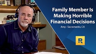 Download Family Member Is Making Horrible Financial Decisions Video