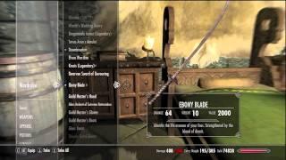 Download Skyrim: All Daedra Quest Locations And Rewards - Oblivion Walker Achievement Guide Video