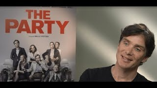 Download Cillian Murphy on playing a City banker in new film 'The Party' Video