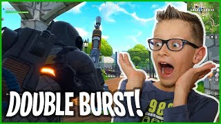 Download The NEW Double Burst Strategy in Fortnite Battle Royale Video