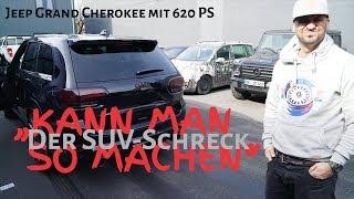 Download Jeep Grand Cherokee SRT8 Kompressor von GME bei JP Performance / Probefahrt mit JP Kraemer Video