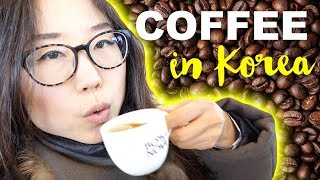 Download Korea's Famous Coffee Street ♦ CAFE HOPPING Video