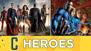 Download DCEU Expanding To Three Films A Year, Fantastic Four Reboot in the Works - Collider Heroes Video