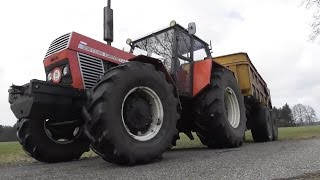 Download Sound! Zetor Crystal 12045 tractor! Video
