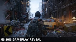 Download Tom Clancy's The Division - E3 Gameplay reveal [EUROPE] Video