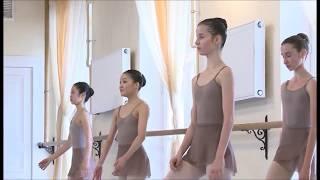 Download Vaganova classical dance exam. Part 5 Video