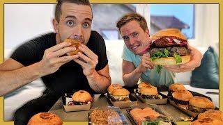 Download Hur många Burgare hinner man äta under en långfilm? Video