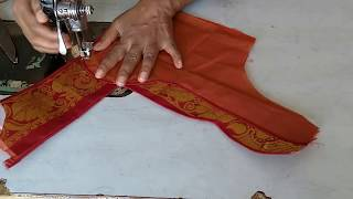 Download Fish Cutting Blouse With Stitching And Cutting ||VAISHNAVI BOUTIQUE|| Video