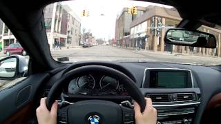 Download 2014 BMW 640i xDrive Gran Coupe - WR TV POV Test Drive 2 (City Driving) Video