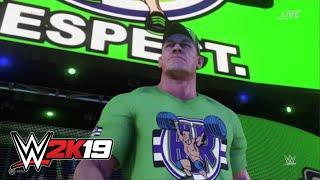 Download WWE 2K19 John Cena entrance video Video