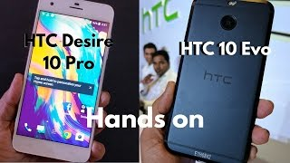 Download HTC Desire 10 Pro, HTC 10 Evo India Hands on, Camera Overview, First Opinion | Gadgets To Use Video