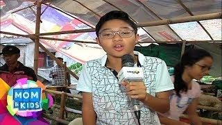 Download Alhamdulillah! Keisha Alvaro Rutin Berkurban Di Hari raya Idul Adha - Mom & Kids (25/8) Video
