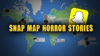 Download 3 Disturbing Snapchat/Snap Map Horror Stories Video