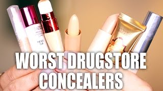 Download WORST DRUGSTORE CONCEALERS Video