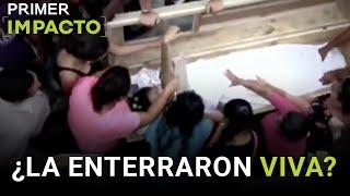 Download Entierran viva a una joven en Honduras Video