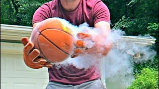Download Don't Put Basketball in Liquid Nitrogen Video